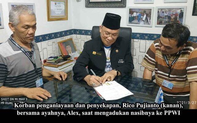 Bos PT. PPB Diduga Aniaya dan Sekap Karyawannya, Wilson Lalengke Desak Diusut Tuntas! 103
