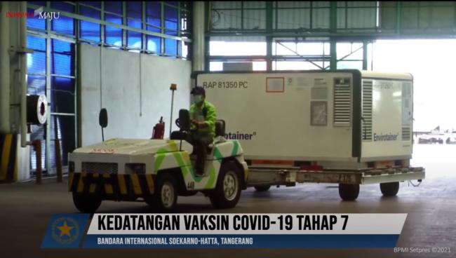 16 Juta Dosis Vaksin COVID-19 Tiba di Tanah Air 113