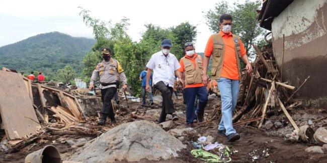 Kepala BNPB : Kerja Sama Penanganan Bencana di NTT dan NTB Berjalan Maksimal 113