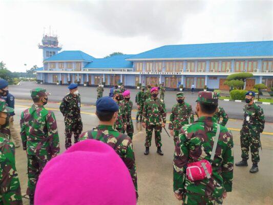 Danmembanpur 1 Marinir Tinjau Kesiapan Akhir Prajuritnya Jelang Keberangkatan Ke NTT 113