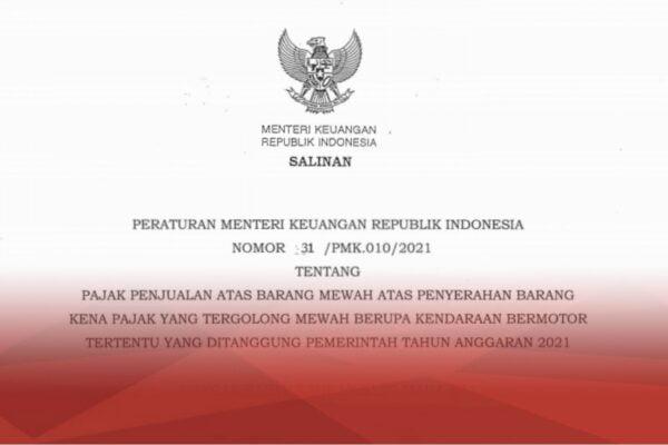 Pemerintah Perluas Relaksasi PPnBM Kendaraan Bermotor 113