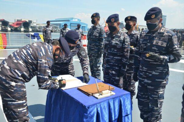 Dua Komandan KRI Jajaran Satfib Koarmada II Resmi Diserahterimakan 113