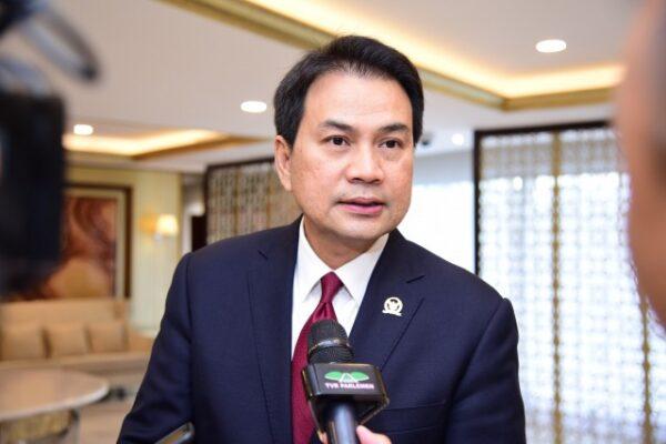 DPR Apresiasi Langkah Pemerintah Cina yang Lakukan Vaksinasi Bagi WNA 113
