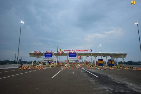 Kementerian PUPR: 427 Km Ruas Tol Baru Ditargetkan Tuntas di 2021 113