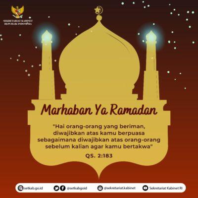 Pemerintah Tetapkan 1 Ramadan 1442 Hijriah Jatuh pada Selasa, 13 April 2021 113