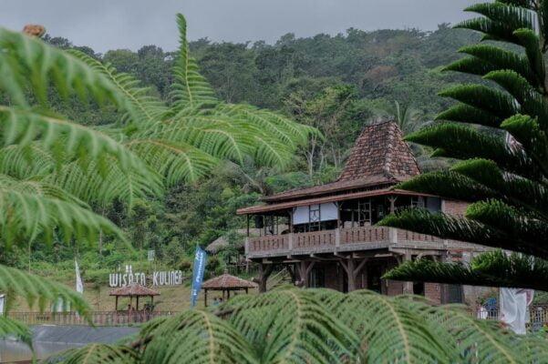 Menparekraf Optimistis Desa Wisata Jadi Pandemic Winner bagi Kebangkitan Parekraf 113