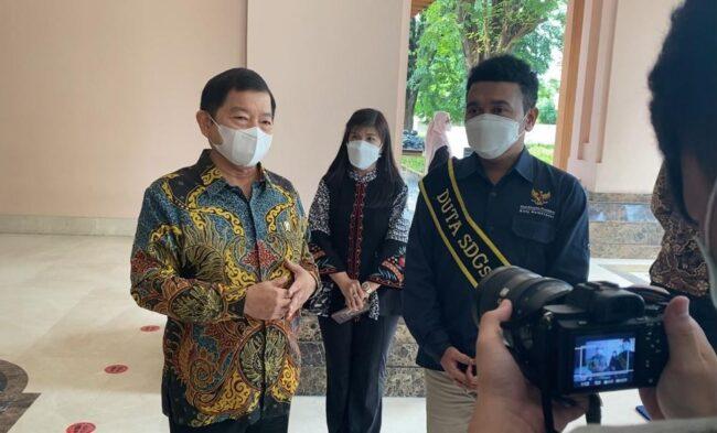 Stafsus Billy Mambrasar Perkenalkan 5 Rencana Aksi Percepatan Pembangunan Papua dan Papua Barat 113