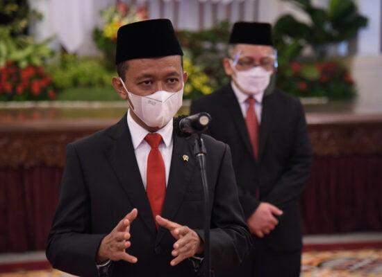 Menteri Investasi/Kepala BKPM : Sinergikan Investasi dari Dalam dan Luar Negeri 113