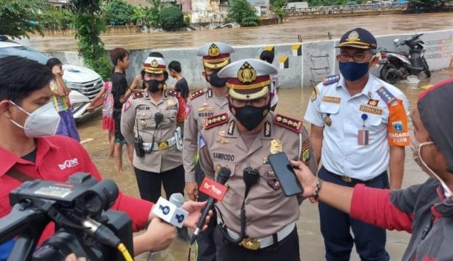 Polda Metro Jaya Pastikan Jalur Tikus Dijaga 24 jam, Guna Cegah Pemudik 113