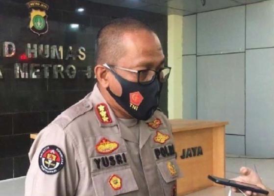 Polisi Tetapkan Tersangka Kepada Koboi Fortuner , Ancaman Setahun Penjara 113