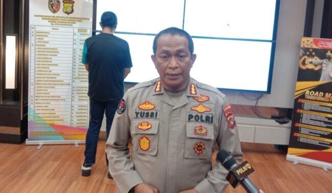 Polisi Amankan Pengendara Fortuner yang Acungkan Senpi di Duren Sawit 103
