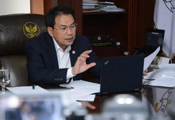 Azis Syamsuddin Sambut Baik Subsidi Ongkir Transaksi Daring Jelang Idul Fitri 113