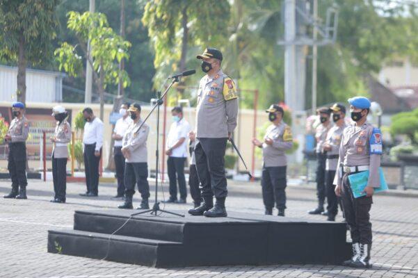 Kapolres Situbondo Ucapkan Terima Kasih Pengamanan Paskah Berjalan Lancar dan Kondusif 113