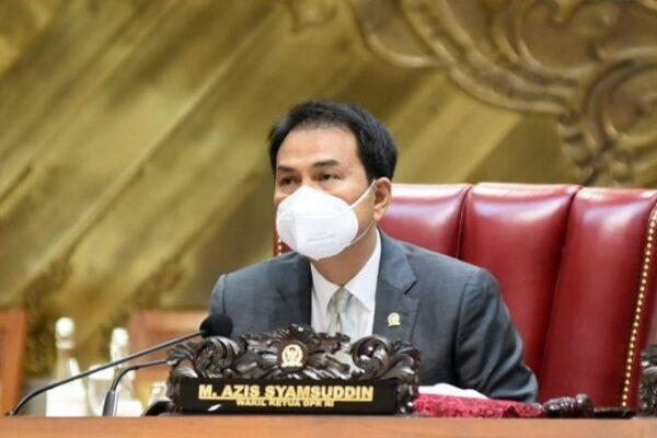 Azis Syamsuddin: Status Bencana Nasional Percepat Pemulihan NTT 113