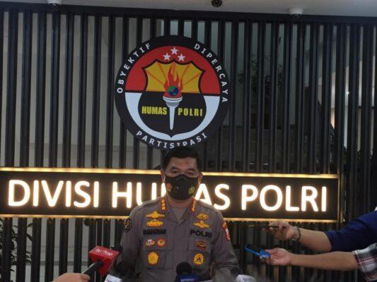 Dugaan Keterlibatan Terorisme, Polisi Tetapkan Munarman Jadi Tersangka 113