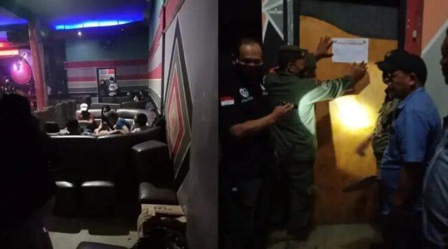 Manipulasi Jam Operasional, Satpol PP Tutup Sementara 1 Kafe di Jakbar 113