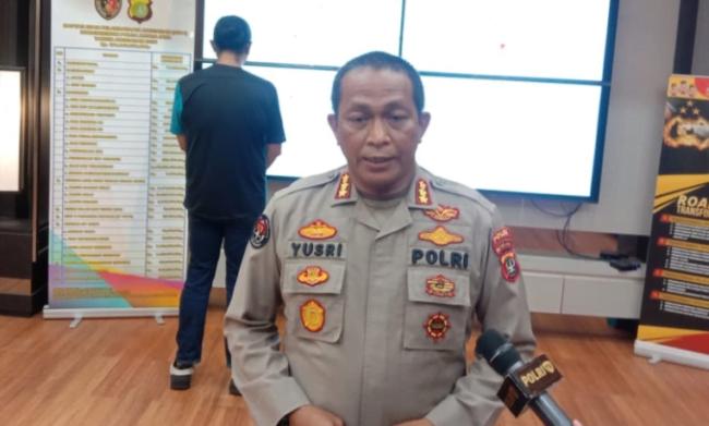 Polisi Amankan Penjual Senjata Api Kepada Koboi Fortuner di Duren Sawit 113