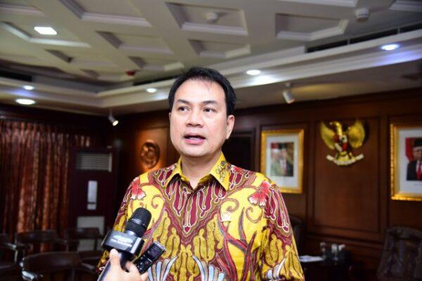 Azis Syamsuddin: Vaksin Nusantara Cermin Kedaulatan Bangsa 113