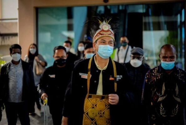 Azis Syamsuddin : Konflik Tak Kunjung Usia, Aparat Jangan Buat Masyarakat Papua Khawatir dan Resah 113