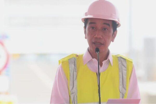 Presiden Jokowi: Kita Semua Harus Bersatu Melawan Terorisme 113