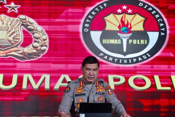 Mata Munarman Ditutup, Polri : Sesuai SOP Penangkapan Teroris 113