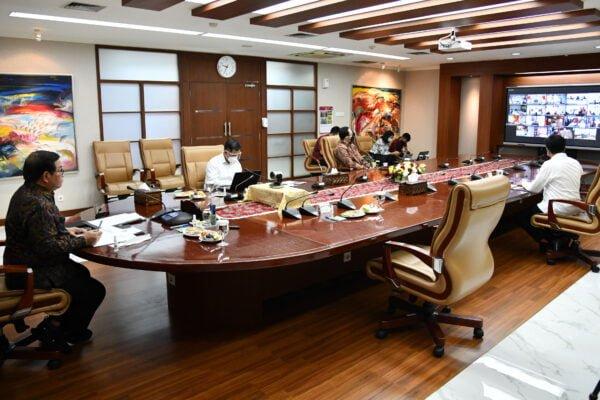 Arahan Presiden Jokowi untuk Penanganan Bencana di NTT dan NTB 114