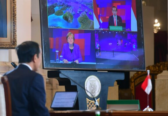 Kanselir Angela Merkel Harap Hannover Messe Berkontribusi Perkuat Ekonomi Indonesia-Jerman 113