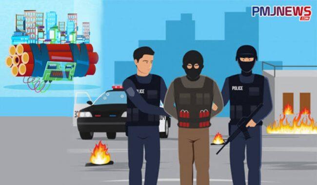 Densus 88 Kembali Tangkap Terduga Teroris di Tuban Jatim 113