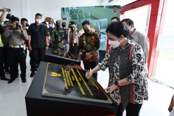 Resmikan Bandara Taufiq Kiemas, Puan Maharani Berharap Bisa Bantu Peningkatan Kesejahteraan Masyarakat 113