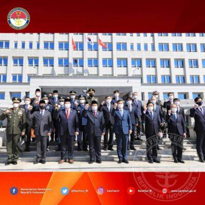 Menhan Prabowo Siap Membangun Hubungan Kerjasama Pertahanan yang Lebih Kuat dengan Republic of Korea 114