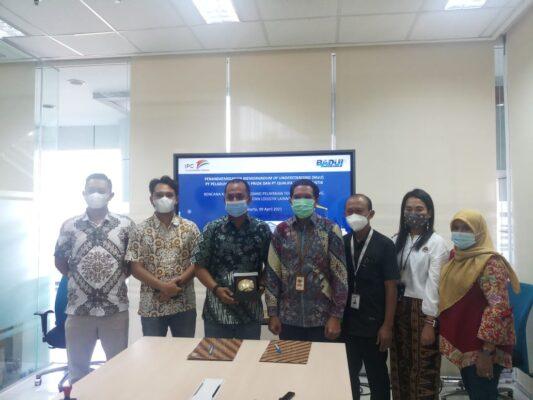 PTP Multipurpose dan Badui Logistics, Jalin Kerjasama Integrated Port & Total Logistik Service 114