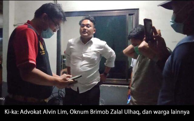 Diduga Jadi Backing Bos Kapal Api, Wilson Lalengke Desak Oknum Brimob Polda Banten Diberi Sanksi Tegas 113
