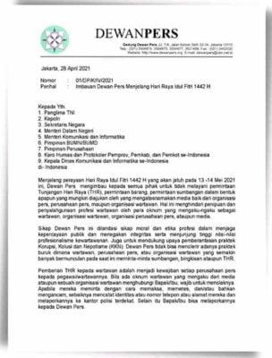 Edarkan Siaran Pers Tahunan, Wilson Lalengke : DP Kurang Kerjaan 114