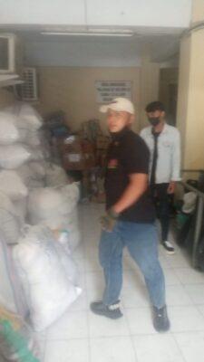 SBI Salurkan Bantuan Logistik Untuk Korban Bencana Alam NTT 114