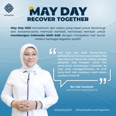 May Day 2021, Momentum Perkuat Persaudaraan dan Lawan COVID-19 113