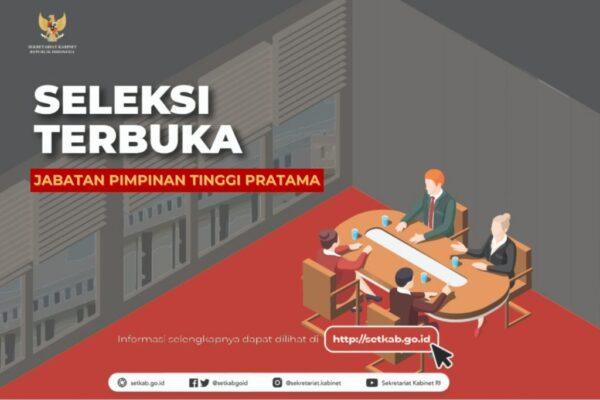 Delapan Nama Penuhi Syarat Isi Formasi JPT Pratama Sekretariat Kabinet 113