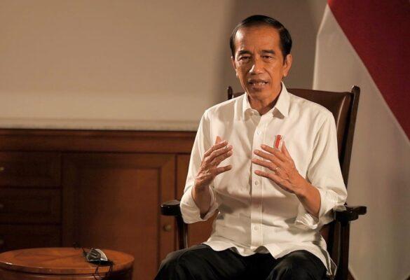 Presiden Ingatkan Tetap Waspada dan Tidak Lengah Terhadap COVID-19 113