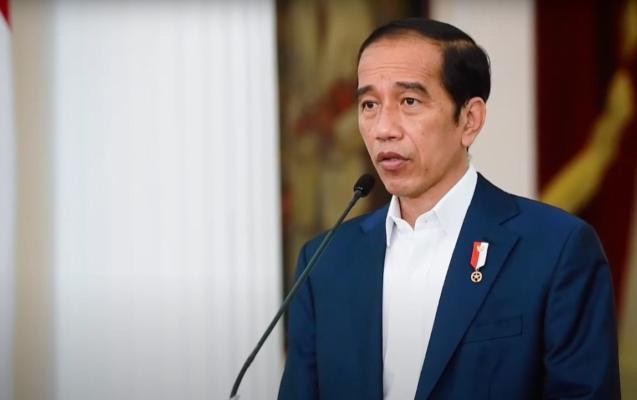 Presiden Jokowi Minta Agresi Israel ke Palestina Dihentikan 113