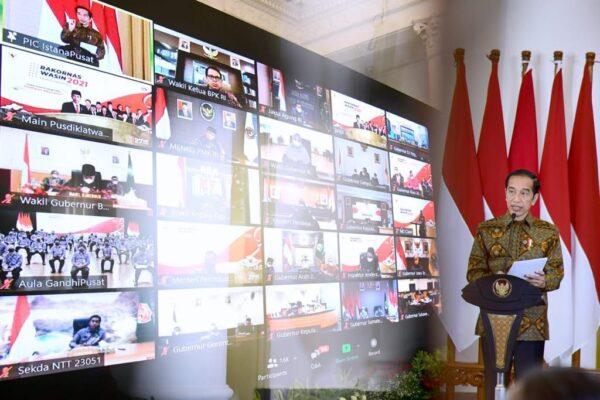 Inilah Tiga Arahan Presiden Jokowi untuk BPKP dan Pengawas Internal Pemerintah 113