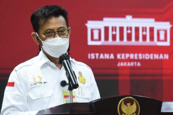 Syahrul Yasin Limpo: Kementan Akan Maksimalkan Produksi Sarang Burung Walet dan Porang 113