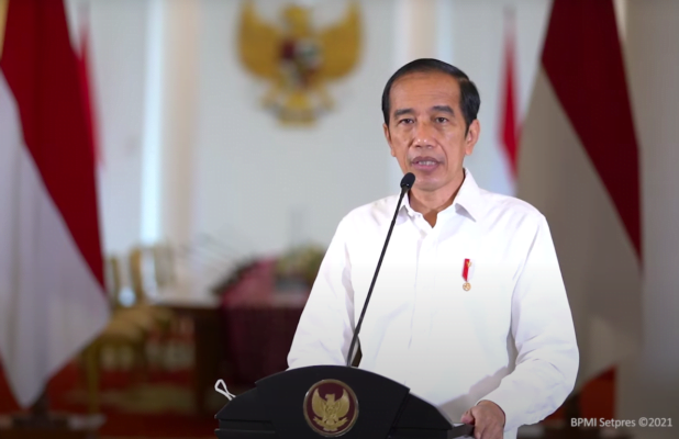Presiden Jokowi Kecam Aksi Pengusiran dan Kekerasan Israel terhadap Warga Palestina 113