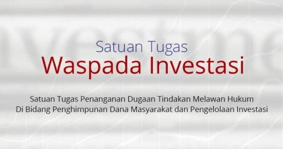 Satgas Waspada Investasi Kembali Temukan 86 Platform Pinjaman Online Ilegal 113