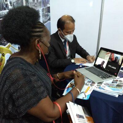 Ikuti EMWA 2021 di Nigeria, Potensi Transaksi Mesin Produksi UKM Indonesia Capai 705 Ribu Dolar AS 113