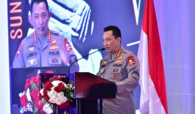 Akademisi Apresiasi Program 100 Hari Kapolri Jenderal Polisi Drs. Listyo Sigit Prabowo, M.Si 113