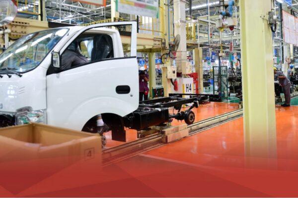 PMI Manufaktur Indonesia Cetak Rekor Tertinggi, Tembus Level 54,6 113