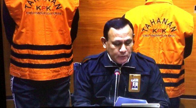 KPK Tetapkan Enam Tersangka Kasus Dugaan Korupsi Ditjen Pajak 113