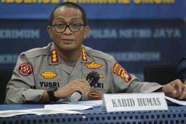 Mau Bikin Rusuh di Ibu Kota, 22 Orang Kelompok Anarko Diamankan Polisi 113