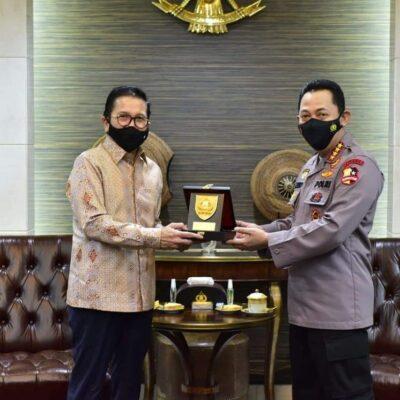 Kapolri Minta PT Freeport Aktif Berpartisipasi Membangun Papua 113