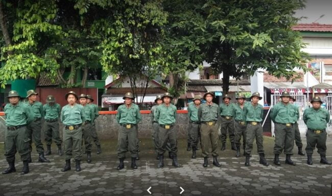 LSM Desak KPH Kuningan Tangkap Pelaku Illegal Logging Hutan Gunung Bayu 113