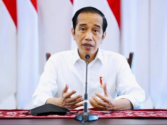 Presiden Jokowi : PPKM Mikro Kebijakan Paling Tepat untuk Saat Ini 113
